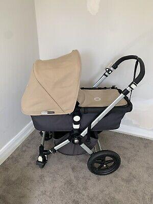 Bugaboo Cameleon 2 Single Seat Stroller Pram With ...