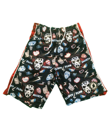 Flow Society/'s Boys Hat-trick Attack Shorts