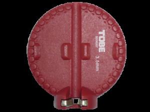 Tobe 14G 3.5mm Spoke Nipple Wrench