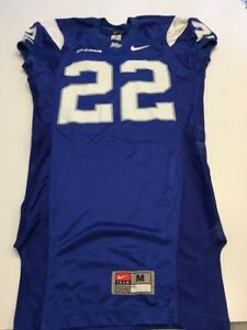 Game Worn Used Nike Middle Tennessee St Blue Raiders ...