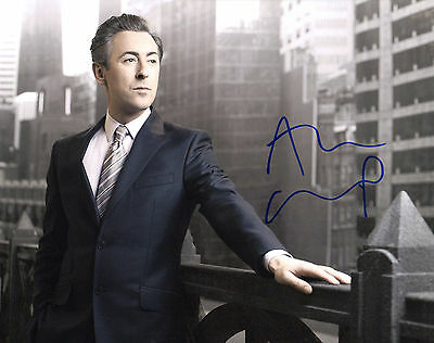 Signed 8x10 Photo Ad3 Proof Coa Latest Technology Alan Cumming Gfa The Good Wife Eli Gold
