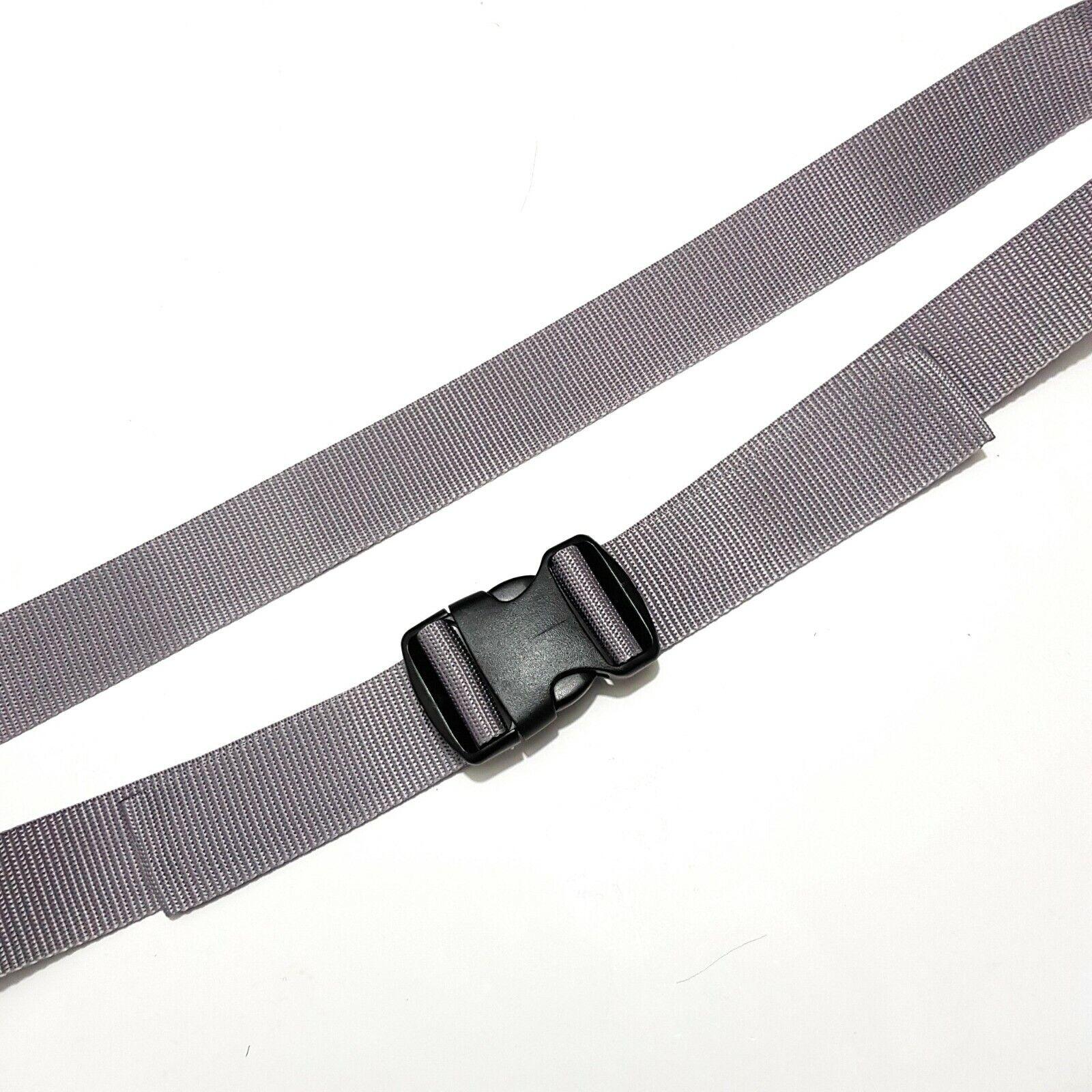 Gurt Gürtel Tragegurt verstellbar Clip Taschengurt Band Gurttasche Gürteltasche