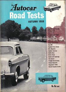 Autocar-Road-Tests-Annual-Autumn-1959-Goggomobil-Elva-NSU-Gipsy-MG-Fiat-Dodge