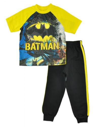 Warner Brothers Batman Toddler Boys' 2pc Tee & Jogger Pant Set  2T 3T 4T
