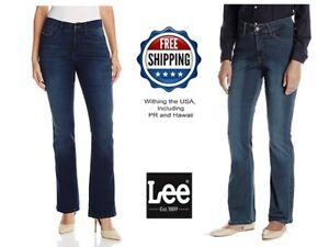 Lee-Womens-Easy-Fit-Frenchie-Bootcut-Jeans