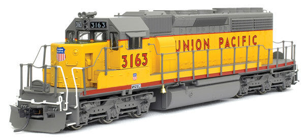 Broadway Limited   4223  SD40-2 Low-Nose w Sound DCC Paragon3 UP   3163  HO MIB