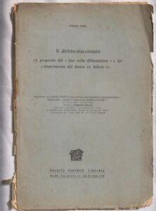 ENRICO-FERRI-IL-DIRITTO-STACCIONATA-ANNI-039-20-DIRITTO-CIVILE-DIFFAMAZIONE