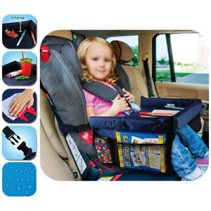 Image Is Loading Car Seat Table Safety Waterproof Kids Play Travel
