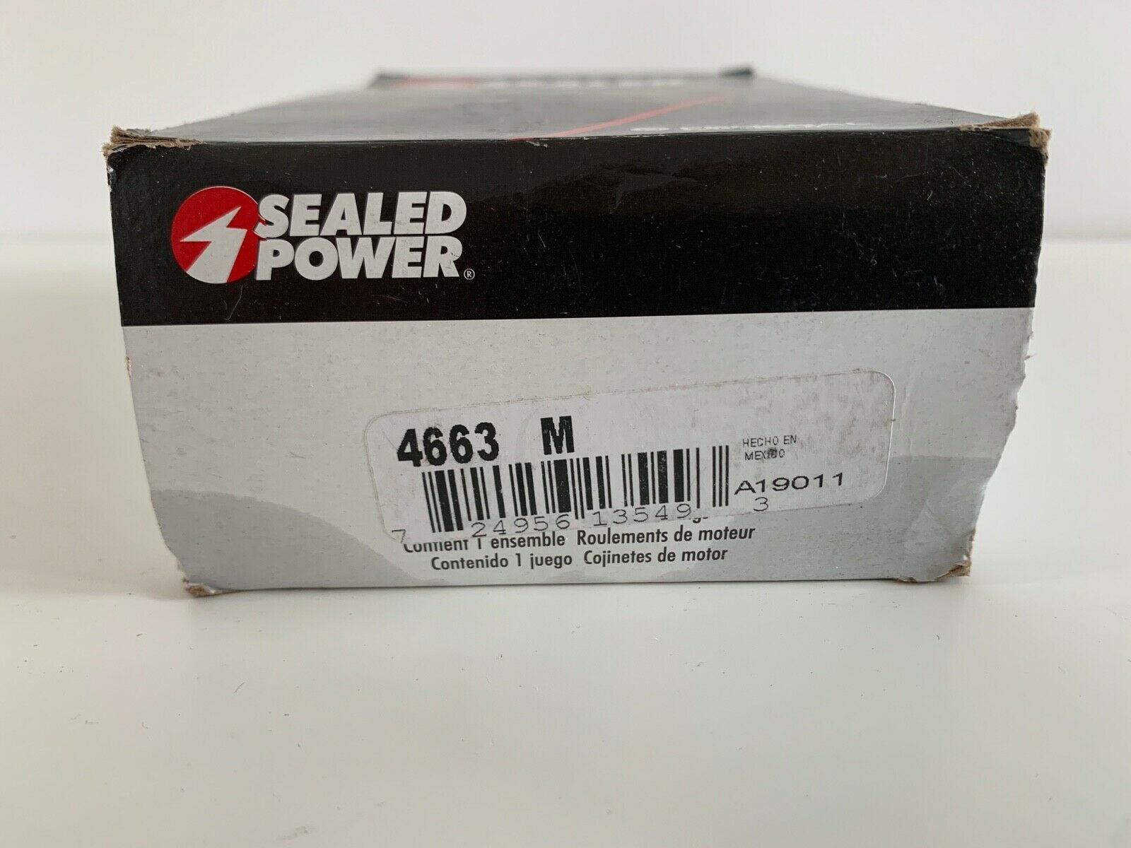 Sealed Power 4664M20 Crankshaft Main Bearing Main