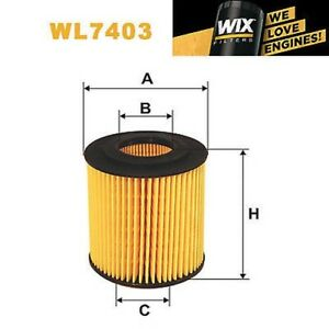 1x-Wix-Oil-Filter-WL7403-Eqv-to-Fram-CH9547