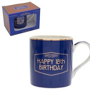 Fin-Chine-Bleu-Mug-pour-18th-Anniversaire-par-Gents-Society