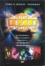 TESLA / Time's Makin' Changes (2005) DVD *NEW