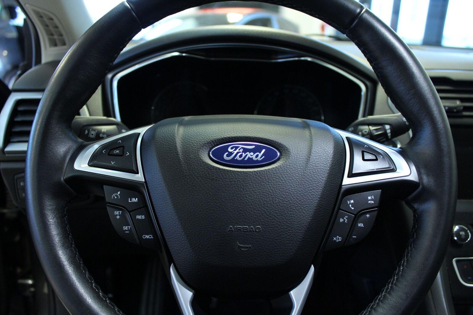 Ford Mondeo 1,5 SCTi 160 Titanium stc. - billede 7