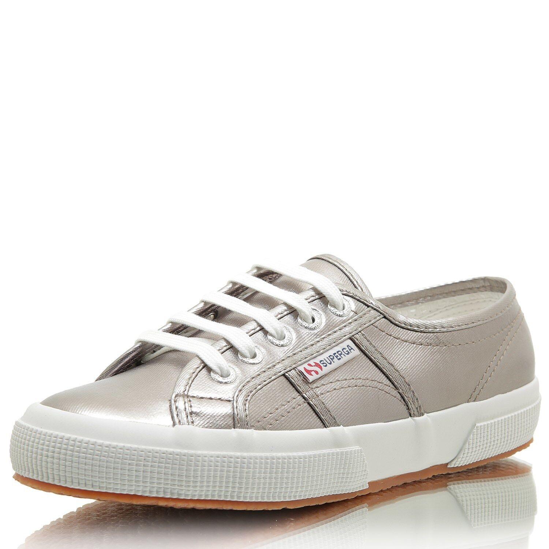 SUPERGA 2750 Cotmetu Grau Günstige und gute Schuhe