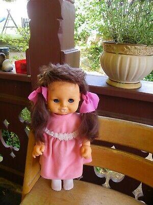 Sinnvoll Hübsche Puppe, Evtl. Aus Ddr-zeiten, Guter Zustand, Klappaugen, Haare - Ms: 4142