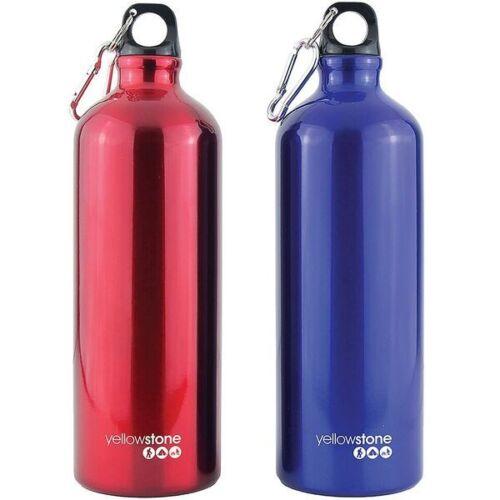 @ 500ml Sports Aluminium Water Bottle with screw cap Carabina  @