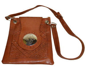 Image Is Loading Moroccan Leather Handbag Purse Women Shoulder Bag Handmade