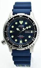 Citizen PROMASTER Automatic Diver's 200 M ISO orologio subacqueo ny0040-17l NUOVO!