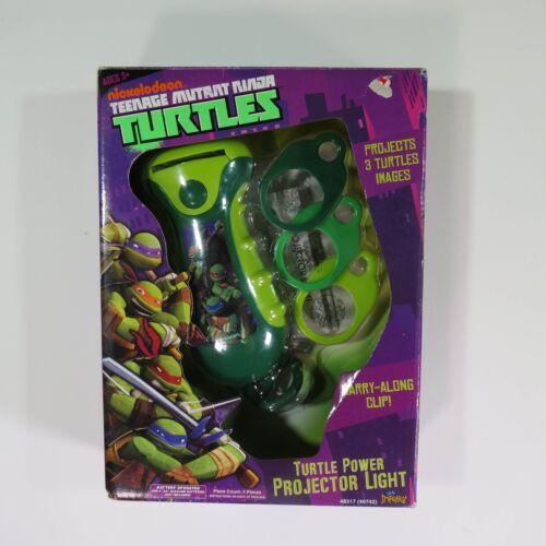 Nickelodeon TMNT Teenage Mutant Ninja Turtles Projector Light