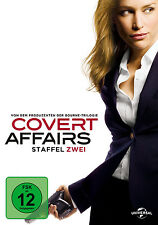 4 DVDs * COVERT AFFAIRS -  SEASON / STAFFEL 2 # NEU OVP +
