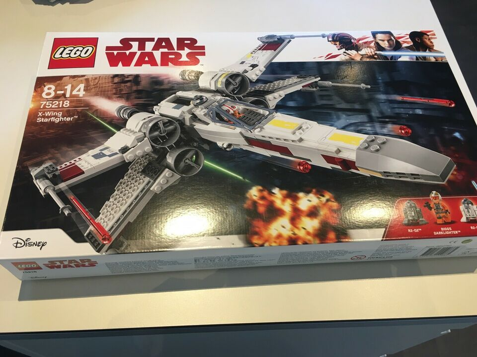 Lego Star Wars, X-Wing Starfigther