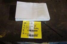 05 gmc envoy xl owners manual ebay rh ebay com 2005 GMC Envoy XL Interior 2005 GMC Envoy XL Interior