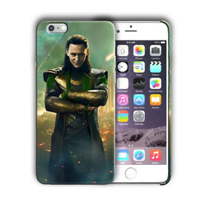 huge selection of 76eb5 5848c Details about Thor Ragnarok Loki Iphone 4 4s 5 5s 5c SE 6 6s 7 8 X XS Max  XR Plus Case Cover 1