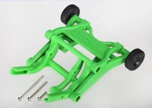 3678a-Traxxas-R-C-REPUESTOS-Verde-Wheelie-Barra-Para-Modelos-Stampede-rustler