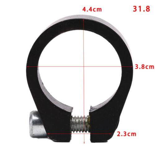 Road Bicycle Quick Release Seatpost Clamp Bike Cycling Seat Post Tube YJS5