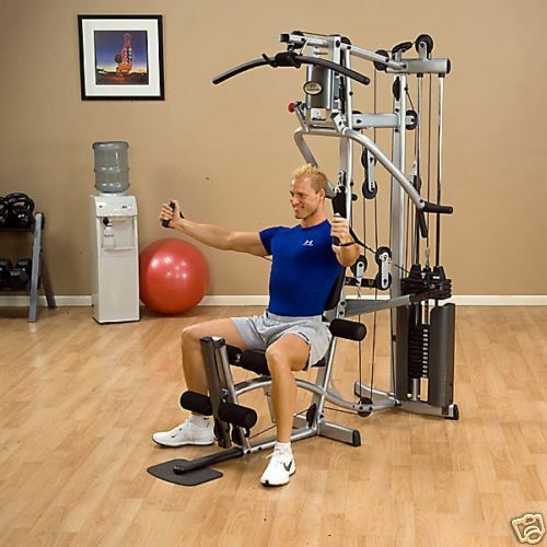 Powerline P2X  Home Gym Body Solid NEW  offering 100%