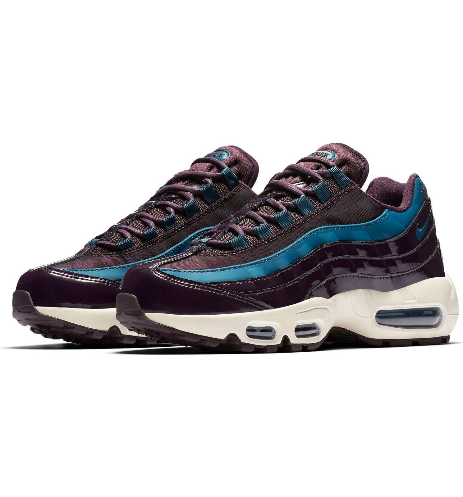 Wmns nike air max 95 edizione speciale di scarpe da corsa - 44 (porto / spazio blu