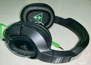 Turtle Beach Earforce Stealth Wired Gaming Headset Xbox 360 Ps3 Ps4 Pc No Mic Ebay
