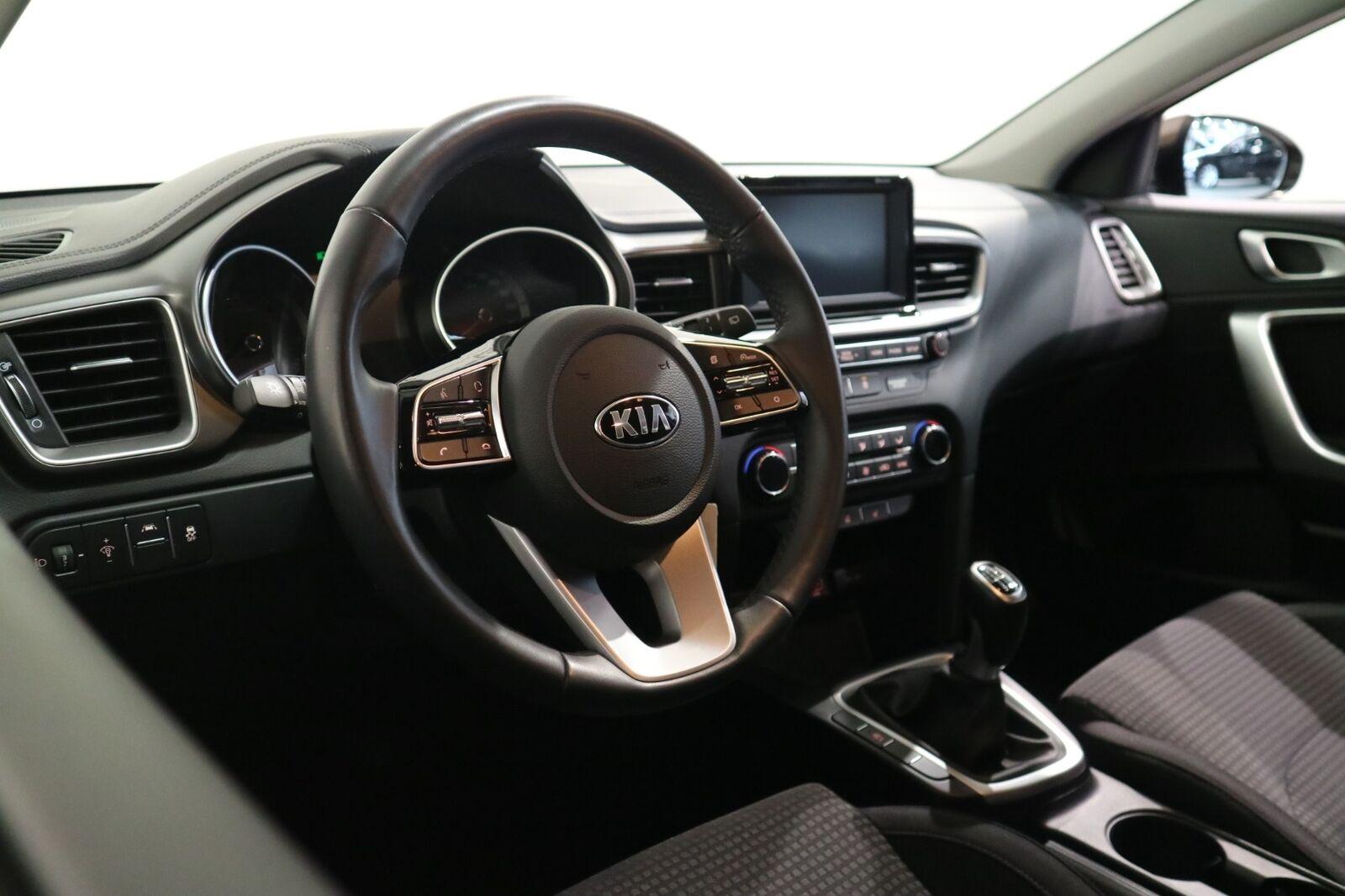 Kia Ceed 1,0 T-GDi Vision SW - billede 8