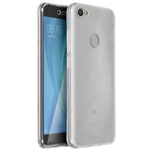 Custodia-in-Silicone-Trasparente-Touch-screen-front-cover-per-Xiaomi-Redmi-Note-5A