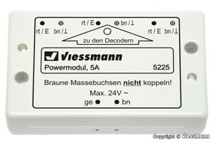 Viessmann 5225 5 a Power Module NEUF