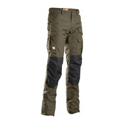 Fjällräven Barents Pro Hunting Trousers Herren Outdoorhose Herren grün  Trekking