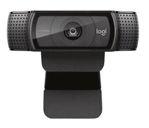 New-Logitech-HD-Pro-Webcam-C920-Widescreen-Video-Calling-Recording-1080p-Camera