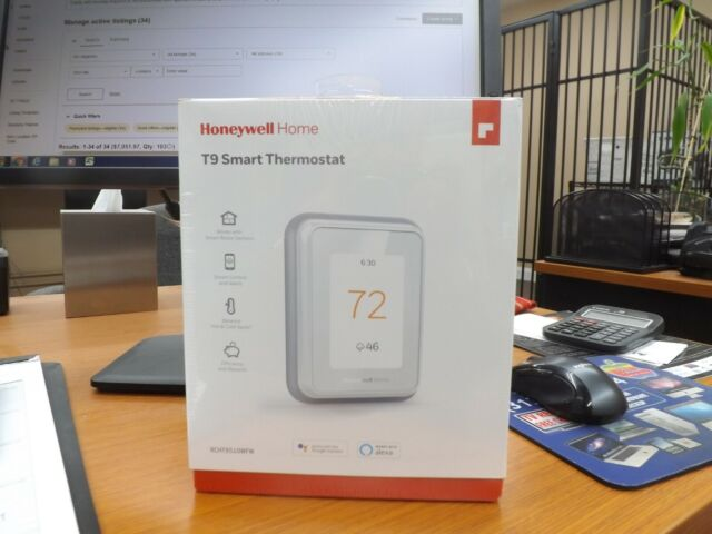 Honeywell Rcht9510wfw Home T9 Smart Thermostat