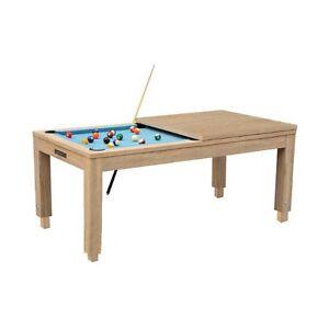 Billar BARCINO (con mesa de comedor incluida)   eBay
