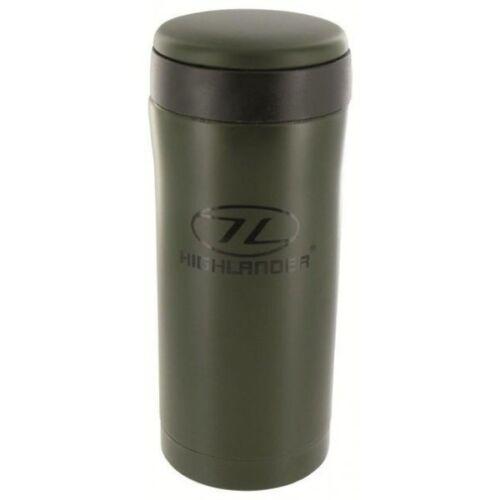 Highlander Sealed Thermal Mug Olive Green