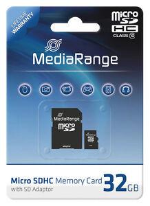 MediaRange-Micro-SDHC-32-GB-Karte-Speicherkarte-mit-SD-Adapter-Class-10