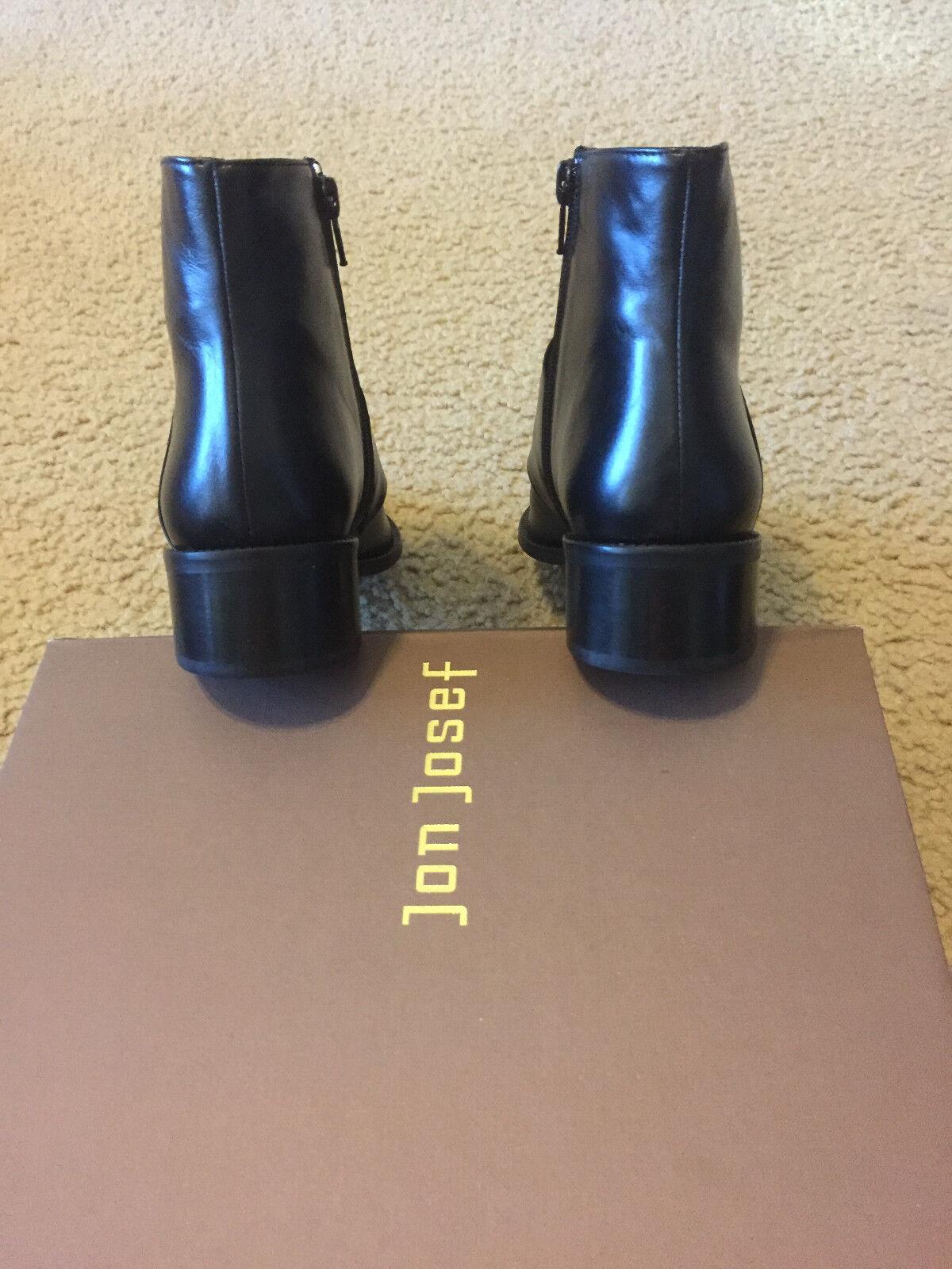 NIB Jon Josef Lust Lust Lust noir leather démarrage 5.5 6 6.5 7 7.5 8 8.5 9 1366cc