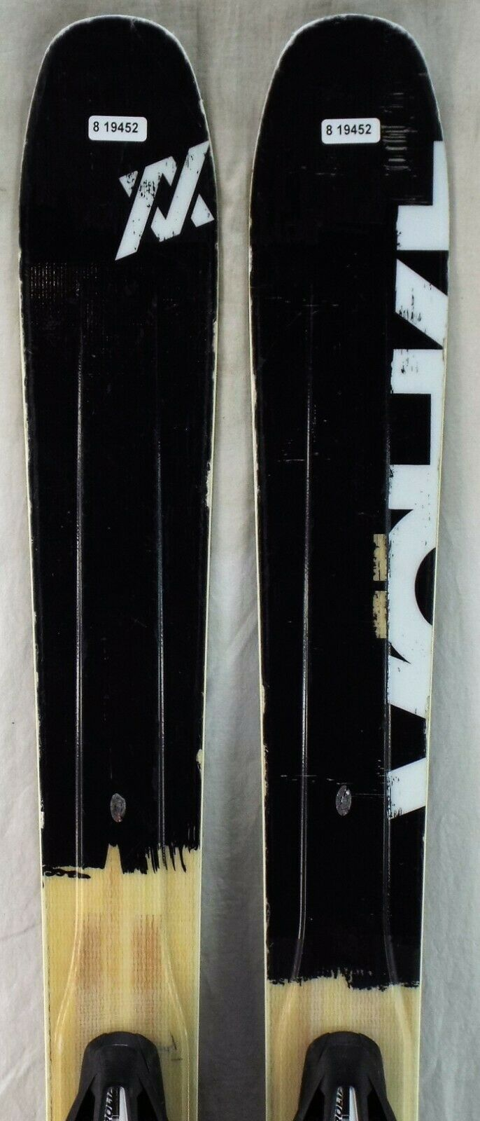 16-17 Volkl 90Eight Used Men's  Demo Skis w Bindings Size 163cm  free delivery and returns