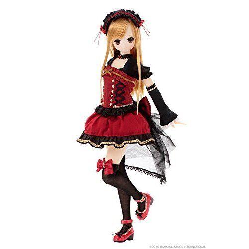 AZONE Sahra/'s a la mode Twinkle a la mode Ruby Rise Fashion Doll