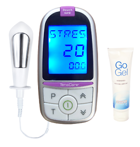 TensCare Pelvic Floor Exerciser + Go Gel - Water Based Lubricant (iTouch Sure)
