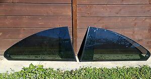 Bmw-e46-coupe-vetri-posteriori-laterali-deflettori-la-coppia-cod-51-36-8-209-403