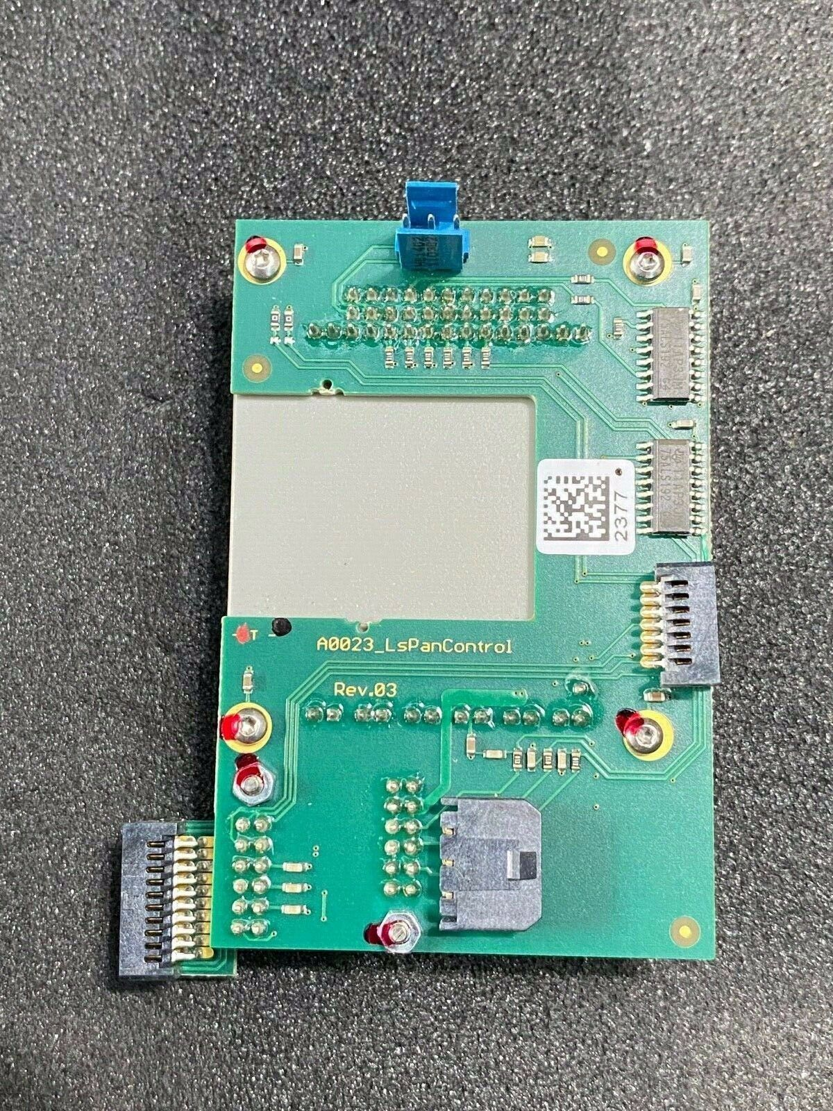 A0023 LsPan Control Board For Faro S120 3D Laser Scanner