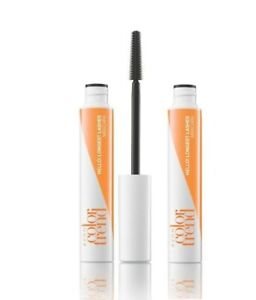 2x-NEW-Avon-Color-Trend-Hello-Longest-Lashes-Mascara-Black-7ml-volumized-lashes