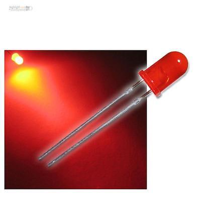 W49-20 trozo Blink LED 5mm amarillo claro 1,5hz Flash intermitentes luz parpadeante Yellow