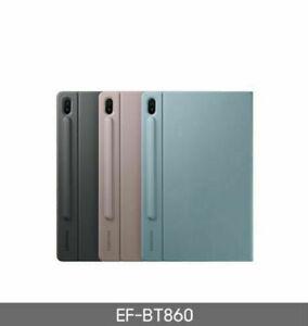 [Samsung] Galaxy Tab S6 SM-T865 Book Cover Case EF-BT860